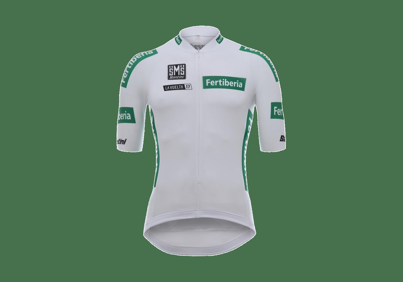 Maillot Blanco La Vuelta 2017 I