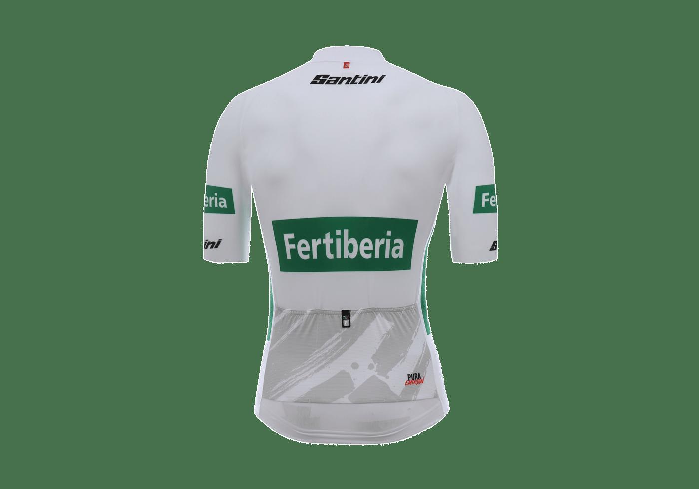 Maillot Blanco La Vuelta 2017 II