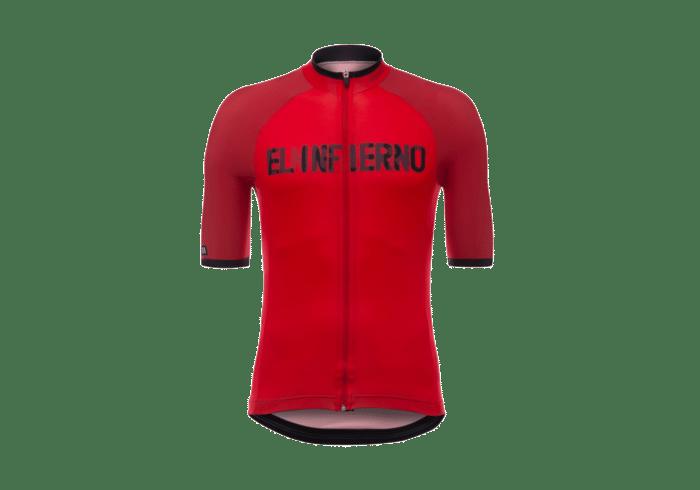 Maillot La Vuelta - Etapa Angliru 2017 I