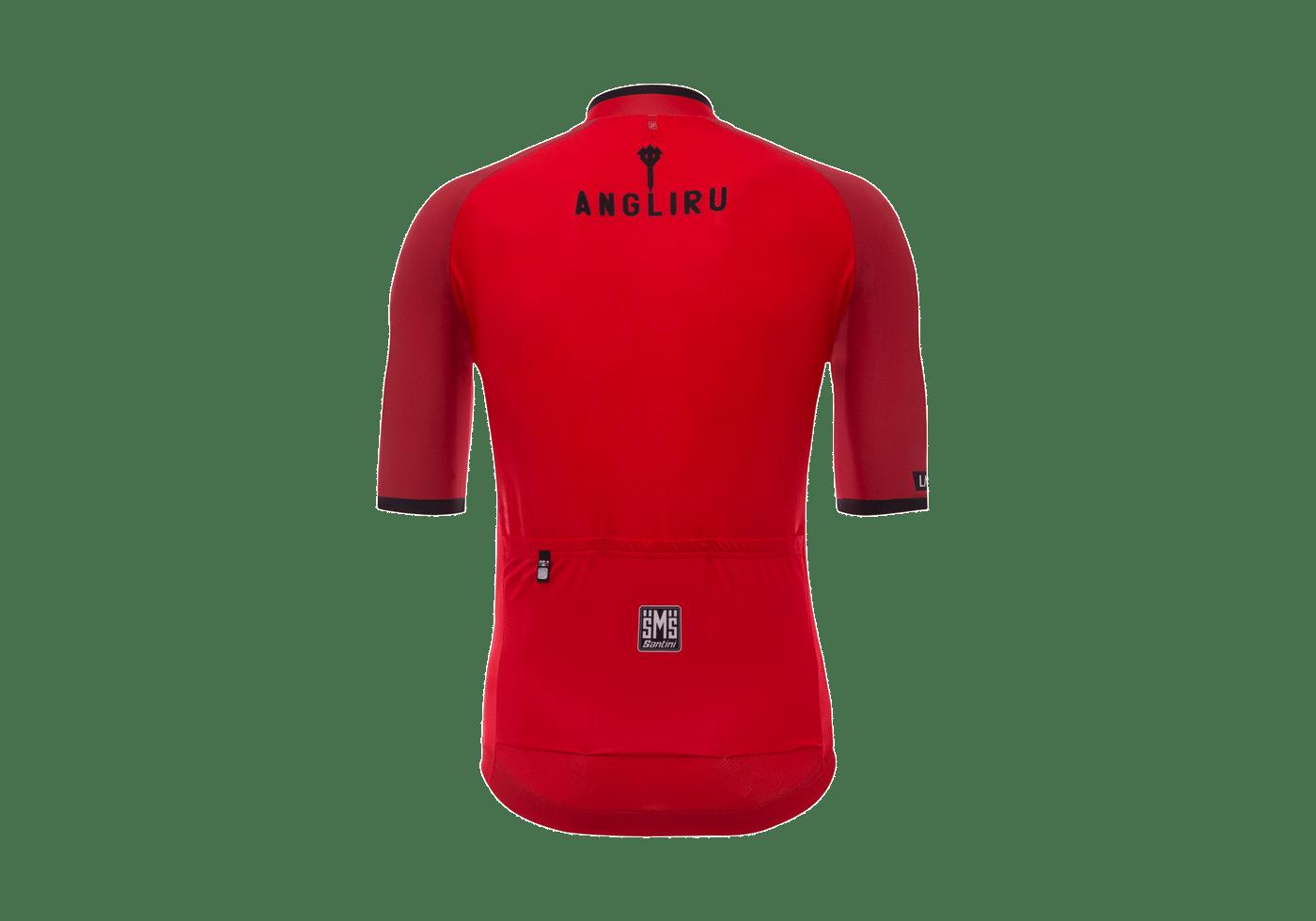 Maillot La Vuelta - Etapa Angliru 2017 II
