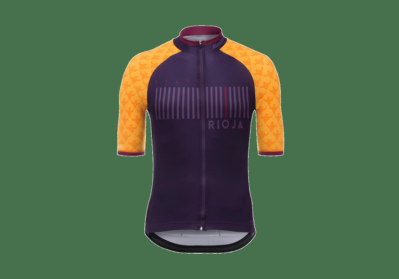 Maillot La Vuelta - Etapa La Rioja 2017 I