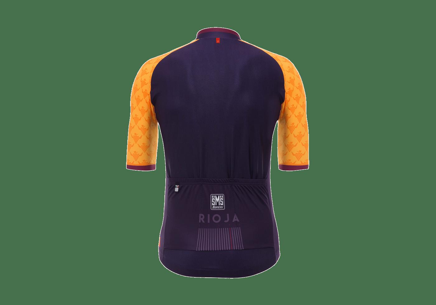 Maillot La Vuelta - Etapa La Rioja 2017 II
