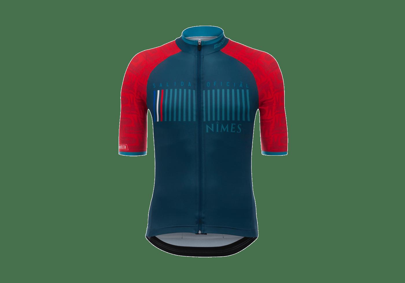 Maillot La Vuelta - Etapa Nimes Salida 2017 I