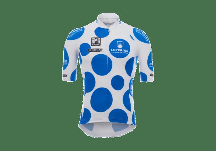 Maillot Montaña La Vuelta 2017 I