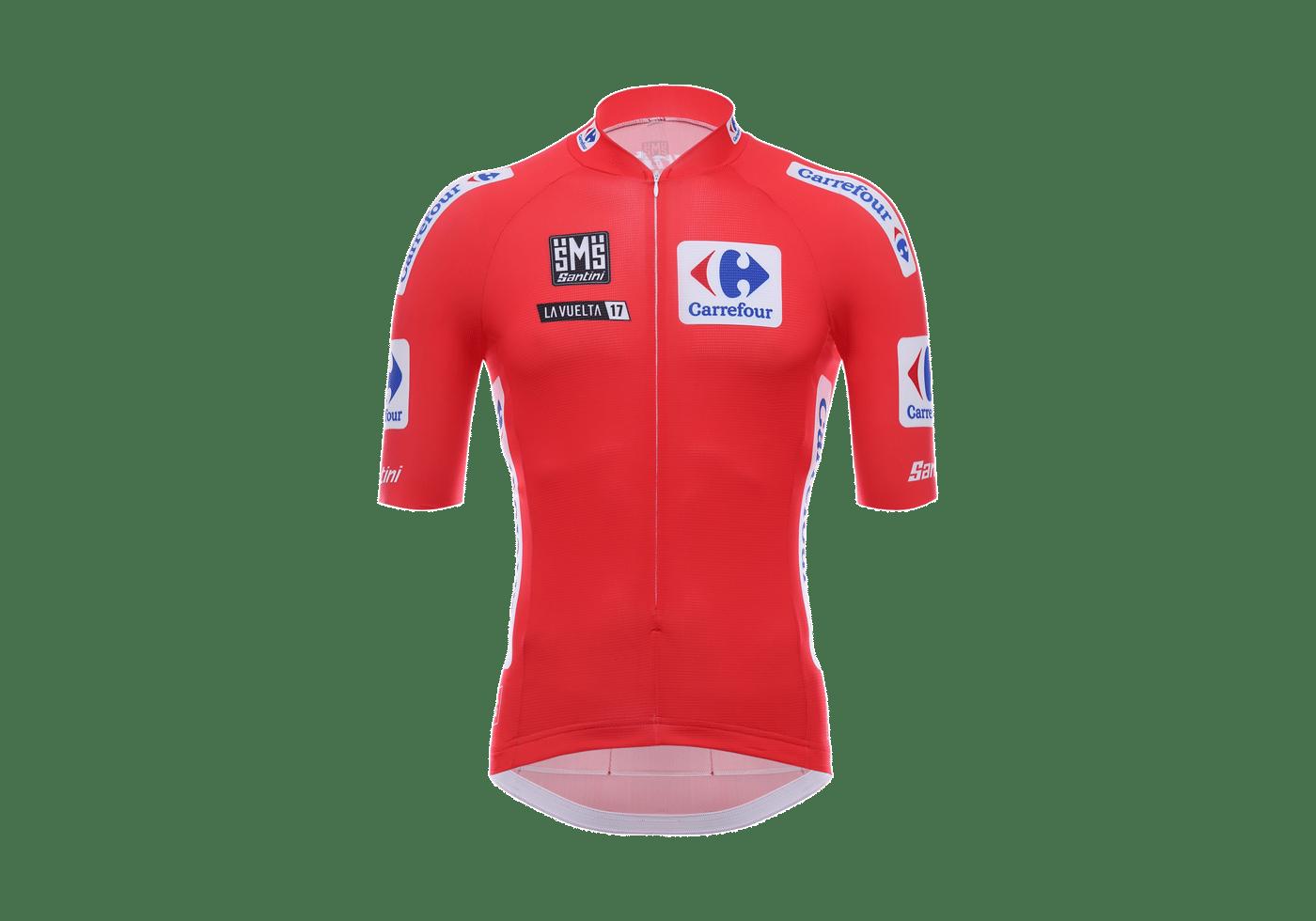 Maillot Rojo La Vuelta 2017 I