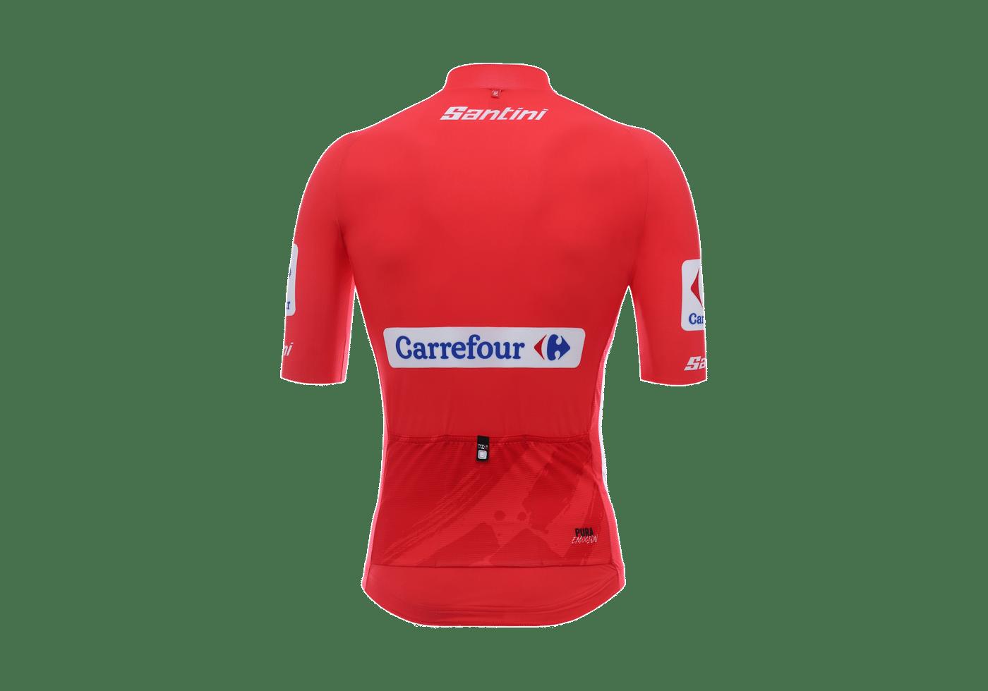 Maillot Rojo La Vuelta 2017 II