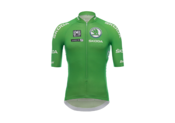 Maillot Verde La Vuelta 2017 I