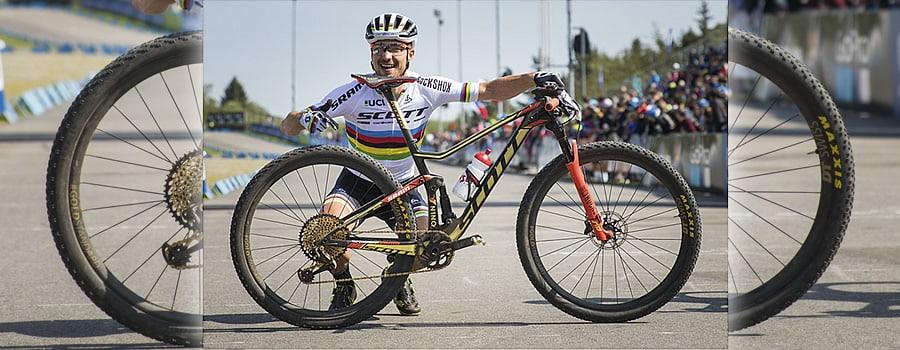 Nino Schurter gana en Nove Mesto