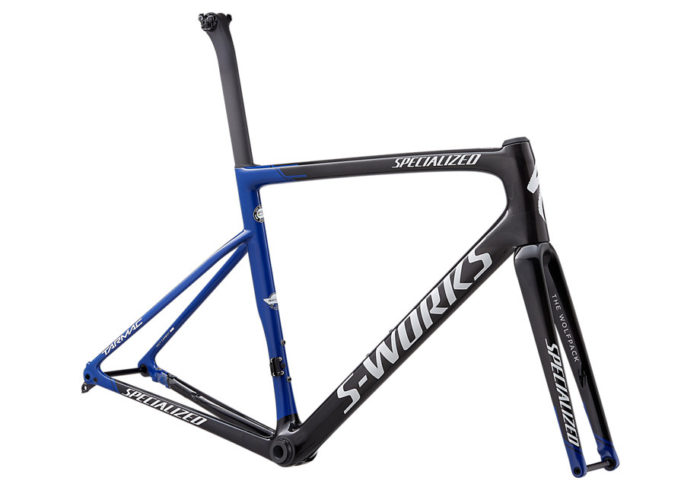 Cuadro S-Works Tarmac DISC QUICK STEP