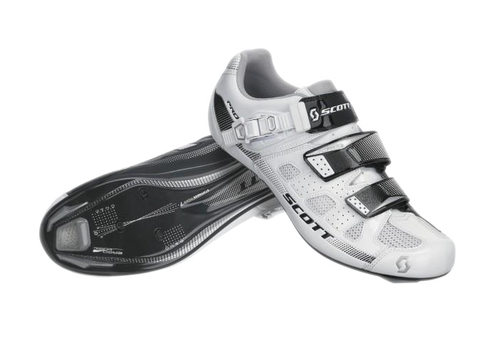 Zapatillas Scott Carretera Pro blancas