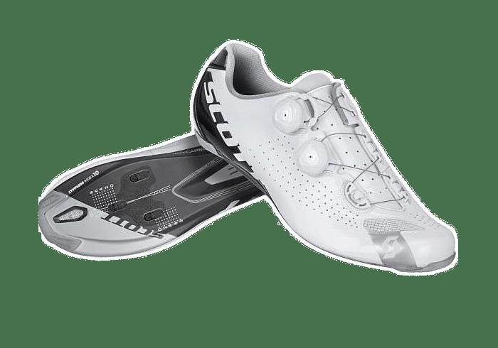 Zapatillas Scott Carretera RC blancas