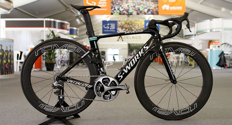 Specialized Tarmac S-Works