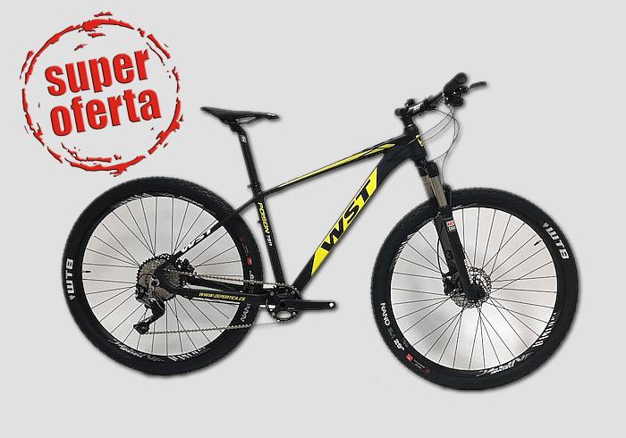 Bicicleta montaña 29 barata WST POISON 7911