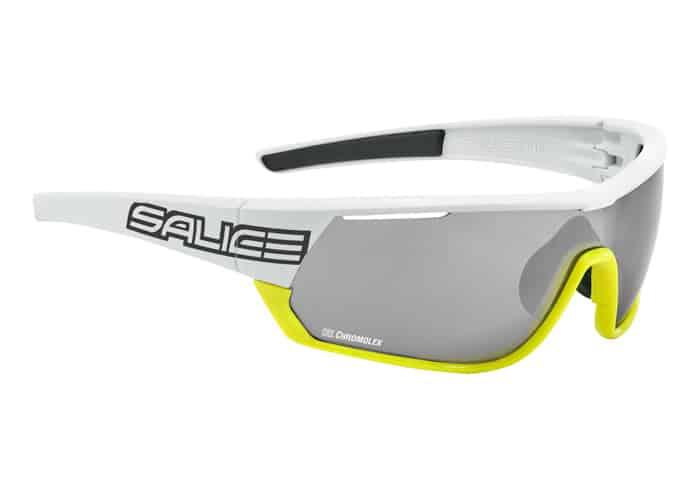 Gafas Fotocromáticas Salice 016 CRX blanca-amarilla