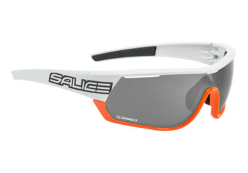 Gafas Fotocromáticas Salice 016 CRX blanca-naranja