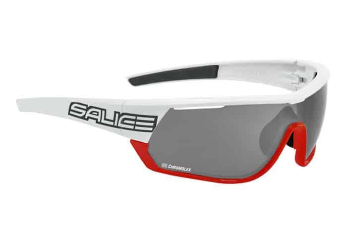 Gafas Fotocromáticas Salice 016 CRX blanca-roja