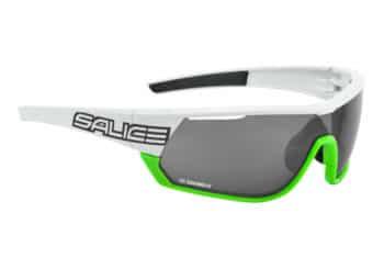 Gafas Fotocromáticas Salice 016 CRX blanca-verde