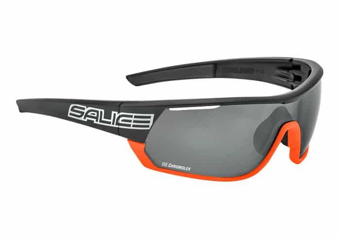 Gafas Fotocromáticas Salice 016 CRX negra-naranja