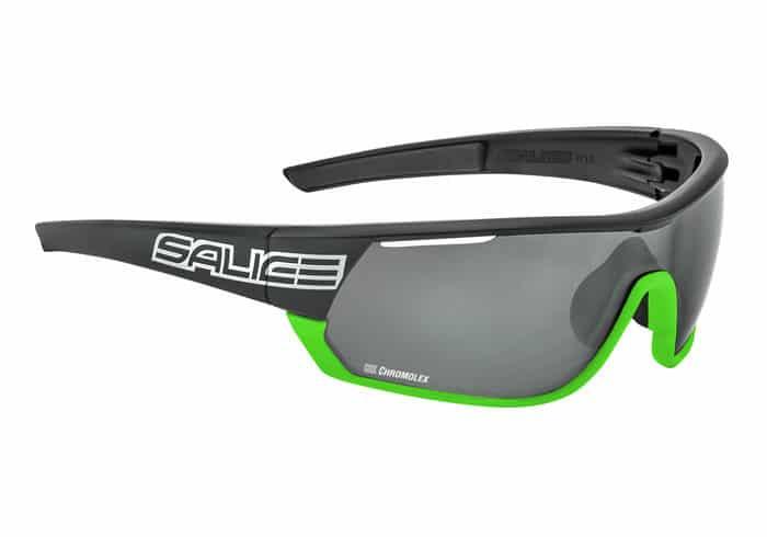 Gafas Fotocromáticas Salice 016 CRX negro-verde