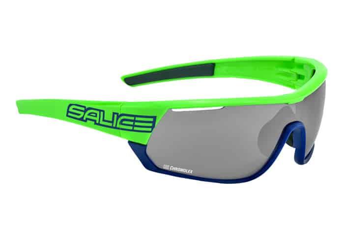 a24ff97c76 Gafas Fotocromáticas Salice 016 CRX verde fluor. Precio mínimo !!!