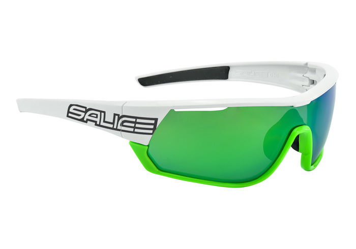 Gafas Polarizadas Salice 016 RW blanco-verde