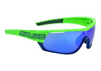 Gafas Polarizadas Salice 016 RW verde-fluor