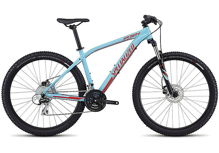 Specialized Pitch 650B 2017 celeste
