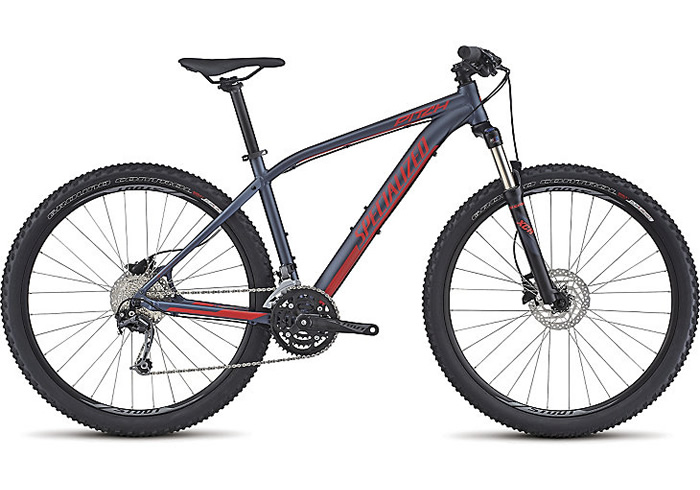 Specialized Pitch Comp 650B 2017 nordic-roja