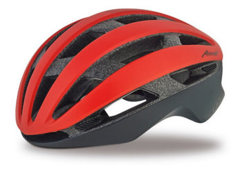 Casco Specialized Airnet 2018 rojo