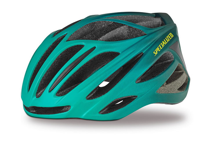 Casco Specialized Echelon II 2018 verde
