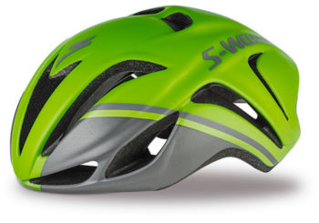 Casco Specialized S-Works Evade Tri 2018 verde