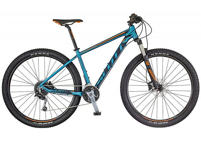 Bicicleta MTB Scott Aspect 930 2018 azul