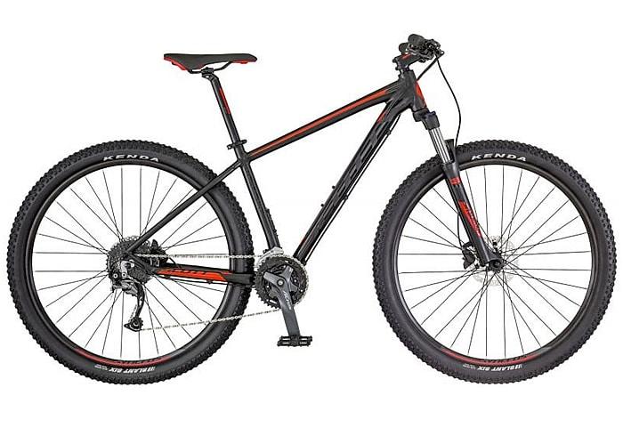 Bicicleta MTB Scott Aspect 940 2018 negra