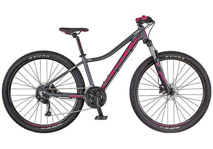 Bicicleta MTB Scott Contessa 720 2018 negra