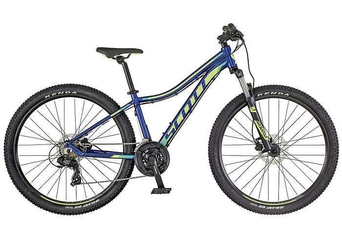 Bicicleta MTB Scott Contessa 730 2018 azul