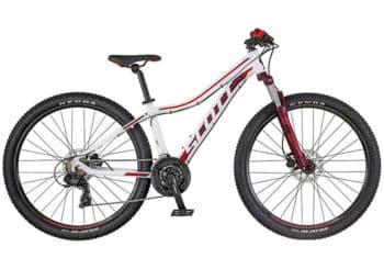 Bicicleta MTB Scott Contessa 730 2018 blanca