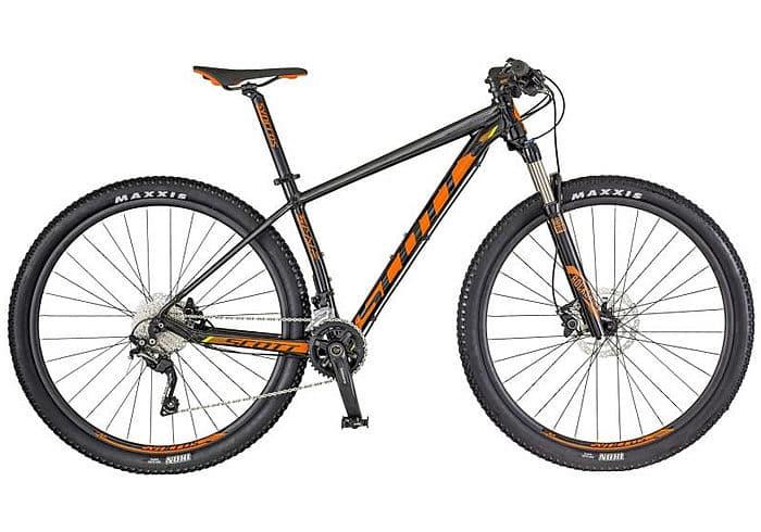 Bicicleta MTB Scott Scale 970 2018