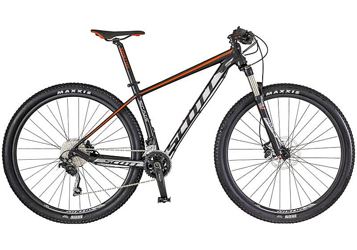 Bicicleta MTB Scott Scale 990 2018