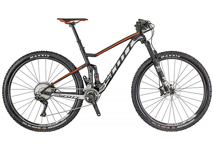 Bicicleta MTB Scott Spark 930 2018