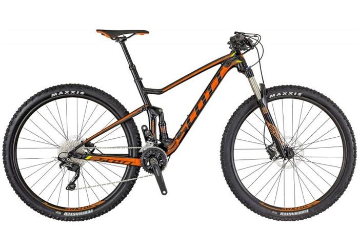 Bicicleta MTB Scott Spark 960 2018