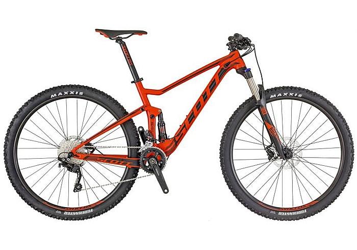 Bicicleta MTB Scott Spark 970 2018