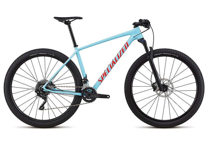 Specialized Chisel Comp 2018
