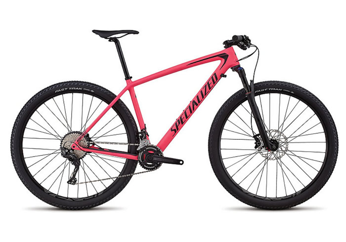Specialized Epic Hardtail Comp 2X 2018