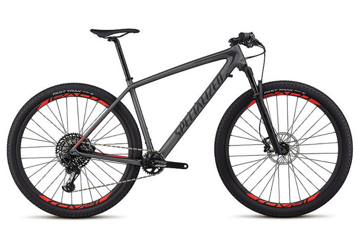 Specialized Epic Hardtail Expert 2018