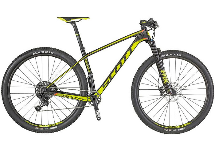 Bicicleta MTB Scott Scale 930 2018