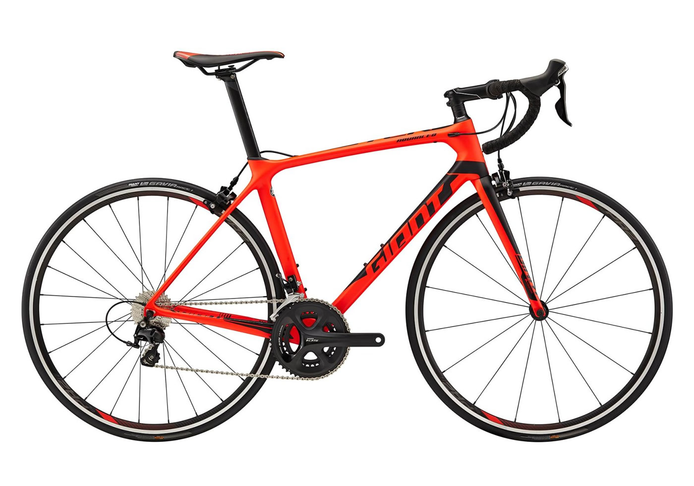 Bicicleta carretera Giant TCR ADVANCED 2 2018