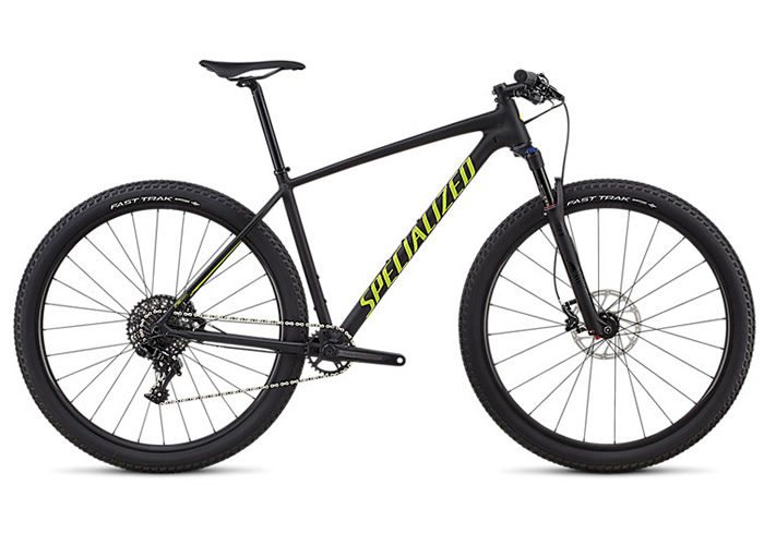 Specialized Chisel Expert 1X negra 2018