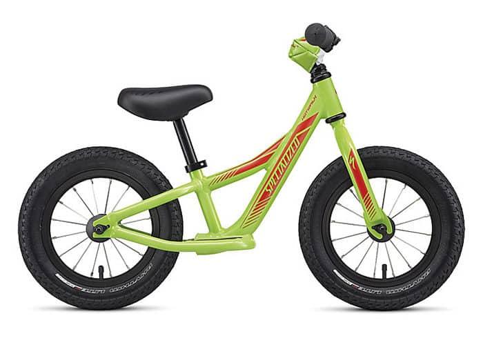 Bici para niño Specialized Hotwalk 2018 verde