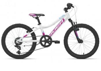 Bicicleta Infantil Qüer 20 blanca 2018
