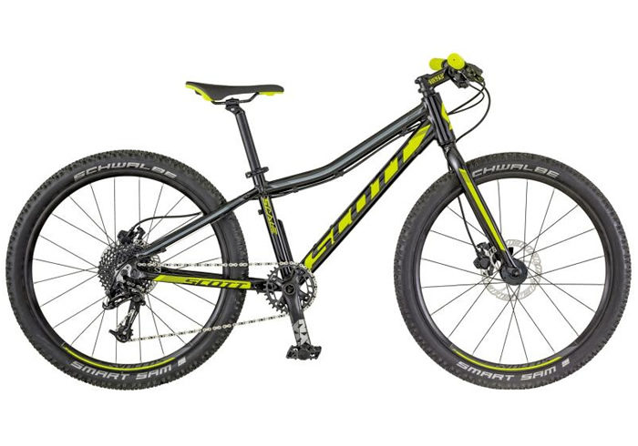 Bicicleta Infantil Scott Scale 24 Disc 2018